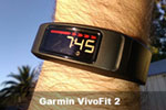 VivoFit 2 - Best Bang for Buck Fitness Tracker