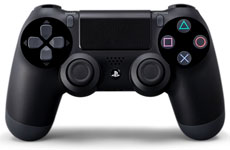 Sony Dualshock 4 controller touchpad