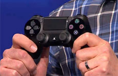 Sony Dualshock 4 controller size