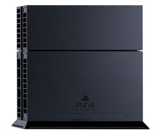Sony PS4 Australia side view