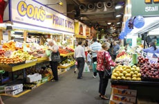 Con's Fruit and Veg - Adelaide Central Market