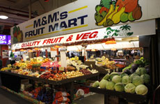 M & M's Fruit Mart - Adelaide Central Market