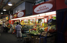Seven Brothers - Adelaide Central Market